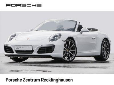 gebraucht Porsche 911 Carrera Cabriolet 991 911 Carrera Dyn. Kurvenlicht Leder Navi