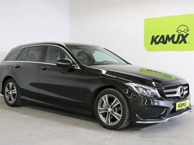 used Mercedes C250 T BlueTEC EU6 4-Matic AMG-Line +LED-ILS +AHK +Business-Plus-Paket