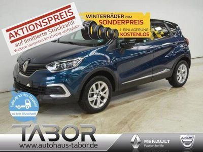 käytetty Renault Captur 1.2 TCe 120 Limited Deluxe Nav PDC BiTon