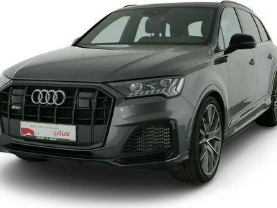 gebraucht Audi SQ7 SQ7 4.0 TDI Pano,Standhzg,7Sitze,22,AHK,HUD