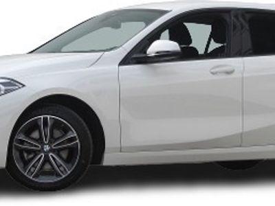 gebraucht BMW 118 118 d 5-Tόrer Sport Line LED PDC Klima DAB