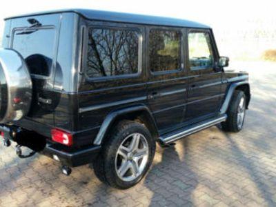 gebraucht Mercedes G500 L 7G-TRONIC