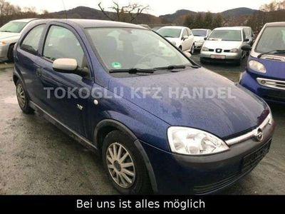 gebraucht Opel Corsa C Njoy/KLIMA/Tüv 03.2022/