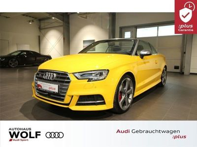 gebraucht Audi S3 Cabriolet 2.0 TFSI virtual cockpit Matrix LED