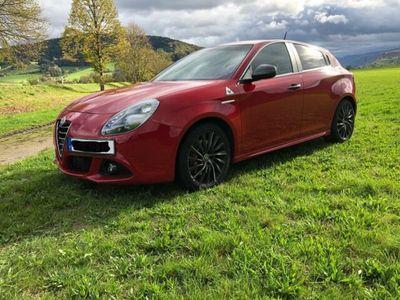 gebraucht Alfa Romeo Giulietta 1.8 TBi 16V TCT Quadrifoglio Verde