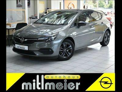 gebraucht Opel Astra 1.2T Klimaaut. NAVI LED SHZ LHZ PDC