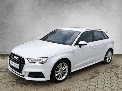 gebraucht Audi A3 Sportback S line 2.0 TFSI quattro s tronic Navi Kamera Sitzheizung