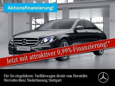 gebraucht Mercedes E300 AMG WideScreen Pano Multibeam Distr. PTS