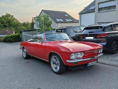 gebraucht Chevrolet Corvair Cabrio 1965 - TÜV neu -