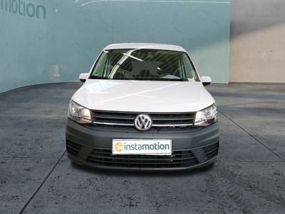 gebraucht VW Caddy CaddyKombi Trendline 2.0TDI Klima PDC Bluetooth
