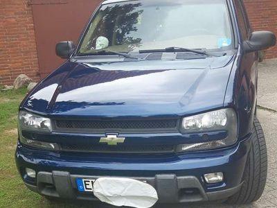 gebraucht Chevrolet TrailBlazer LT Premium
