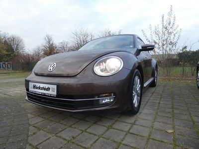 gebraucht VW Beetle 1.2 TSI, LimHb Design KLIMA NAVI ALU