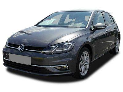 gebraucht VW Golf GolfHighline 2.0 TDI DSG LED AHK ACC