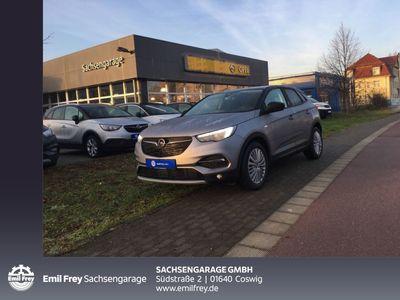 gebraucht Opel Grandland X 1.2 Start/Stop 120 Jahre