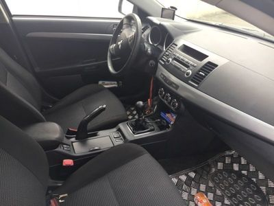 gebraucht Mitsubishi Lancer 1.8 DI-D+ ClearTec