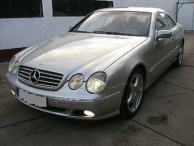 gebraucht Mercedes CL600 Vollausstattung!!!