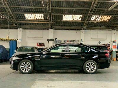 gebraucht BMW 518 518 d AUTOMATIK als Limousine in Wuppertal