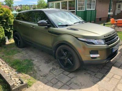 gebraucht Land Rover Range Rover evoque TD4