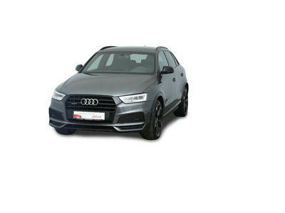 gebraucht Audi Q3 2.0 TDI quattro S tronic sport S line AHK