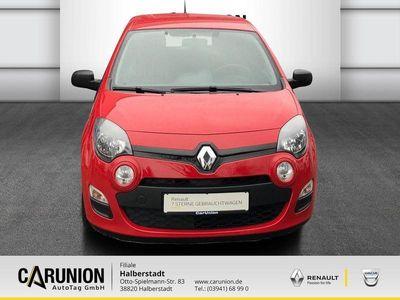 gebraucht Renault Twingo Authentique 1,2 16V Klima, eFH,ZV,BT