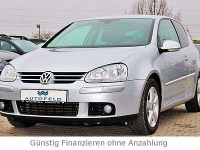 gebraucht VW Golf V 1.4 United/VOLLSHEFT/KLIMA/SHZ/PDC/TEMP/