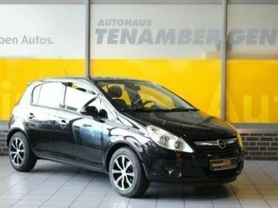 gebraucht Opel Corsa D Selection Klima Alufelgen