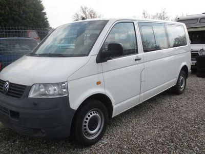 gebraucht VW Shuttle T5lang Bus (7H) TURBO DEFEKT Euro 3 Klimatronik