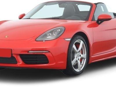 gebraucht Porsche Boxster Boxster(718) S | Erstbesitz | MwSt ausweisbar |