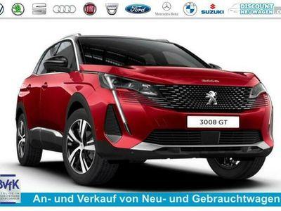 gebraucht Peugeot 3008 1.2 PT 130 Aut GT FL FullLED Nav SHZ eHk
