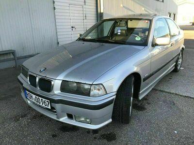 gebraucht BMW 323 E36 i Compact* M-Paket* Leder* als in Heidenheim an der Brenz
