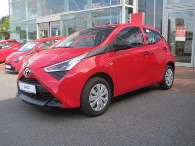 gebraucht Toyota Aygo 1.0 5trg x + x Business Klimaanlage