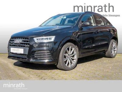 gebraucht Audi Q3 SPORT 2.0 TFSI quattro S tronic AHK+LED+NAVI