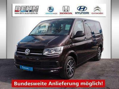 gebraucht VW Multivan T62.0 TDI DSG LED Navi AHK Alu Kamera