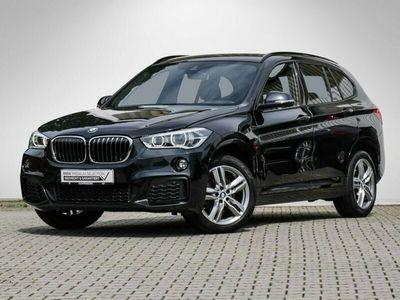 gebraucht BMW X1 sDrive18d M Sportpaket DAB LED Tempomat Shz