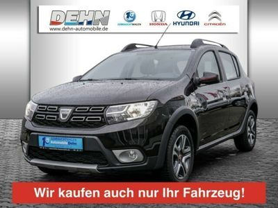 gebraucht Dacia Sandero Stepway TCe 90 Prestige Klimaaut NAVI Ka