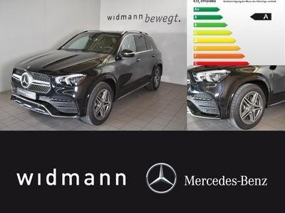 gebraucht Mercedes 300 GLEd 4MATIC AMG*Fahrassist.*Pano.-Dach*360°