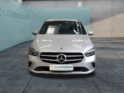 gebraucht Mercedes B180 B 180Progressive MBUX+LED+PARKTRINIC+NAVI+