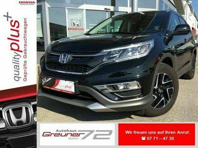 gebraucht Honda CR-V 2.0i-VTEC 4WD Automatik Elegance, 1. Hand!