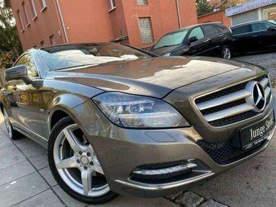 gebraucht Mercedes CLS350 CDI BlueEFFICIENCY/AUTO/LED/LEDER/I HAND