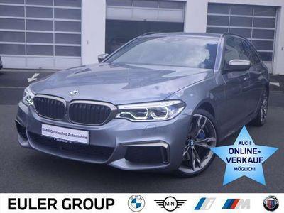 gebraucht BMW 550 dA xDrive Leder adap.LED NavProf StandHZG e-Sitze