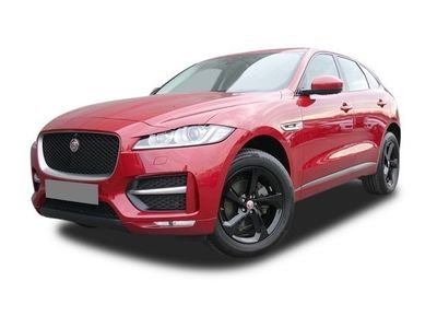 gebraucht Jaguar F-Pace 2.0 Diesel