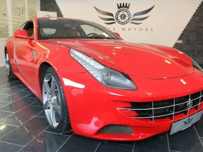 gebraucht Ferrari FF 6.2 V12*KERAMIK*CARBON*BEIFAHRERDISPLAY*NAVI*