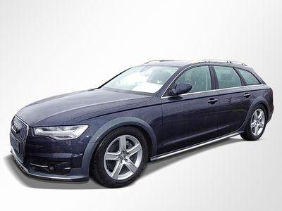 gebraucht Audi A6 Allroad 3.0 TDI S tronic LED HeadUp ACC RόKa