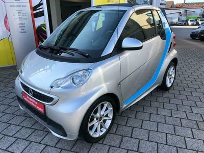 gebraucht Smart ForTwo Cabrio softouch edition MHD