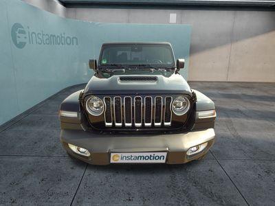 gebraucht Jeep Gladiator GladiatorOverland 3.0l V6 MultiJet 4x4