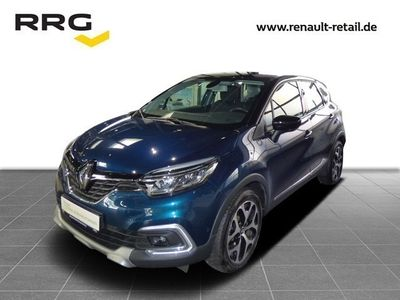 gebraucht Renault Captur TCe 150 EDC Intens Automatik