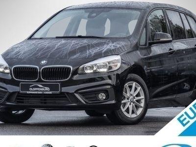 gebraucht BMW 216 Gran Tourer i Advantage Navi Tempomat Shz