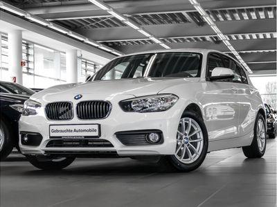 gebraucht BMW 116 d EfficientDynamics Edition Advantage