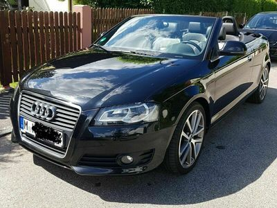 gebraucht Audi A3 Cabriolet 2.0 TFSI S tronic Ambition