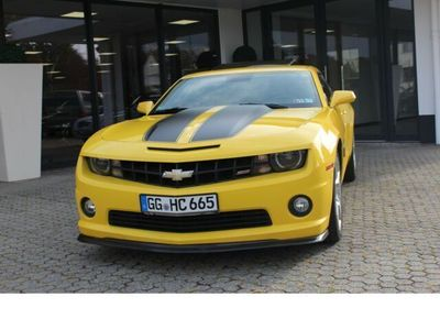 gebraucht Chevrolet Camaro SS Coupe 6,2 LIter V8 *BUMBLEBEE*